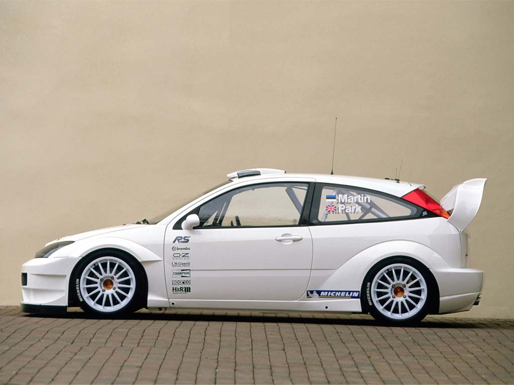 2003 Ford Focus Rs Wrc Ford Supercars Net