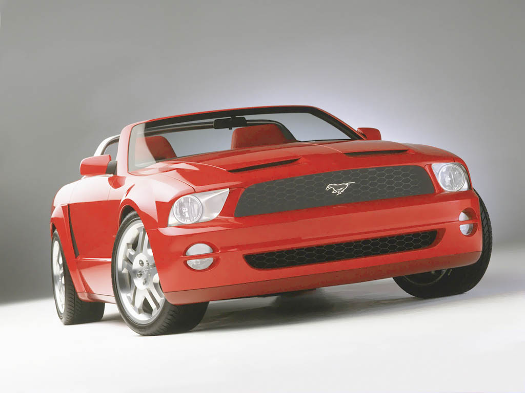 2003 ford mustang gt convertible concept ford. Black Bedroom Furniture Sets. Home Design Ideas