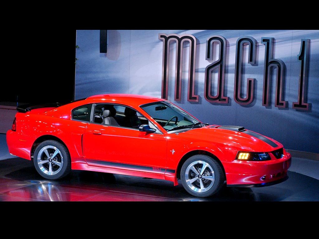 2003 ford mustang mach 1 ford. Black Bedroom Furniture Sets. Home Design Ideas
