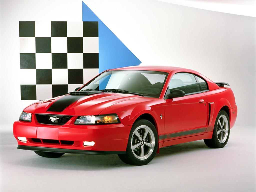 2003 Ford Mustang Mach 1