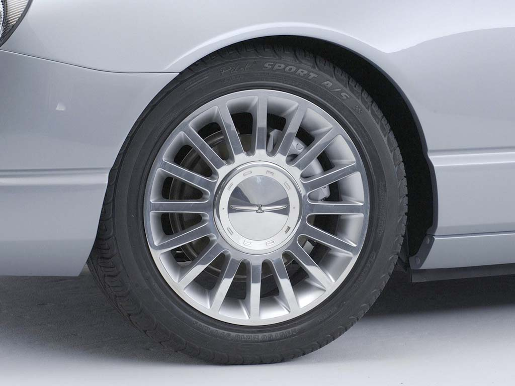 2003 Ford Thunderbird Supercharged Concept
