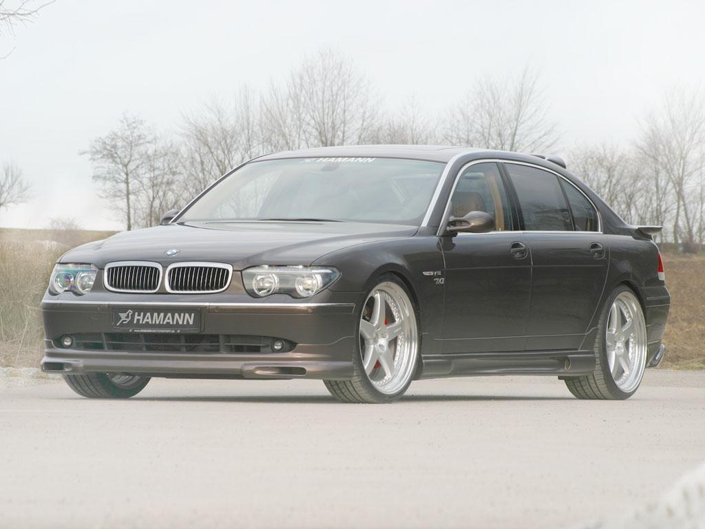 2003 Hamann HM 7.0