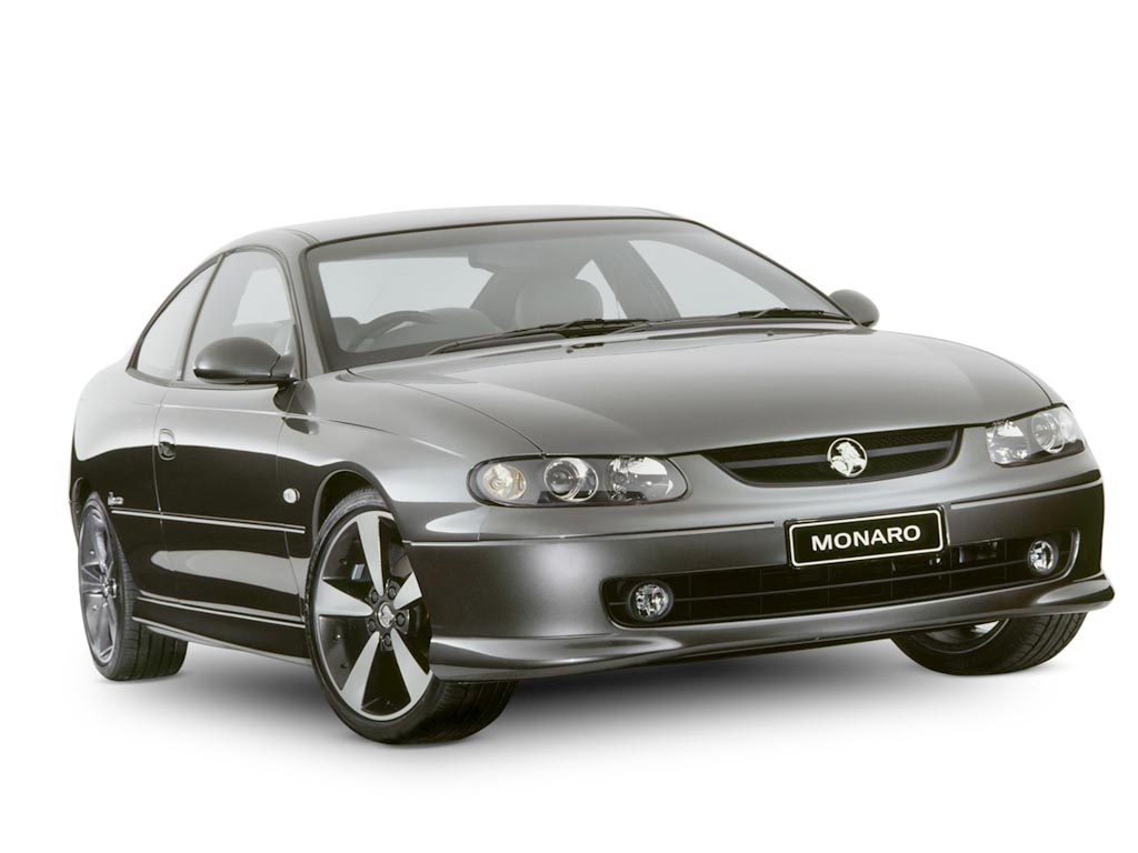 2003 Holden Monaro CV8-R | Review | SuperCars.net