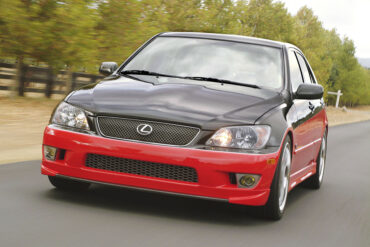 2003 Lexus IS 430 Concept