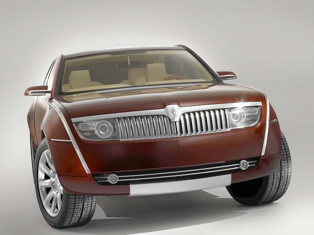 2003 Lincoln Navicross Concept