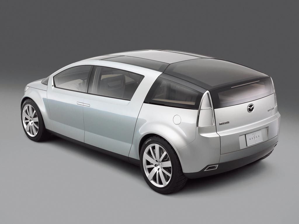 2003 Mazda Washu Concept | Review | SuperCars.net
