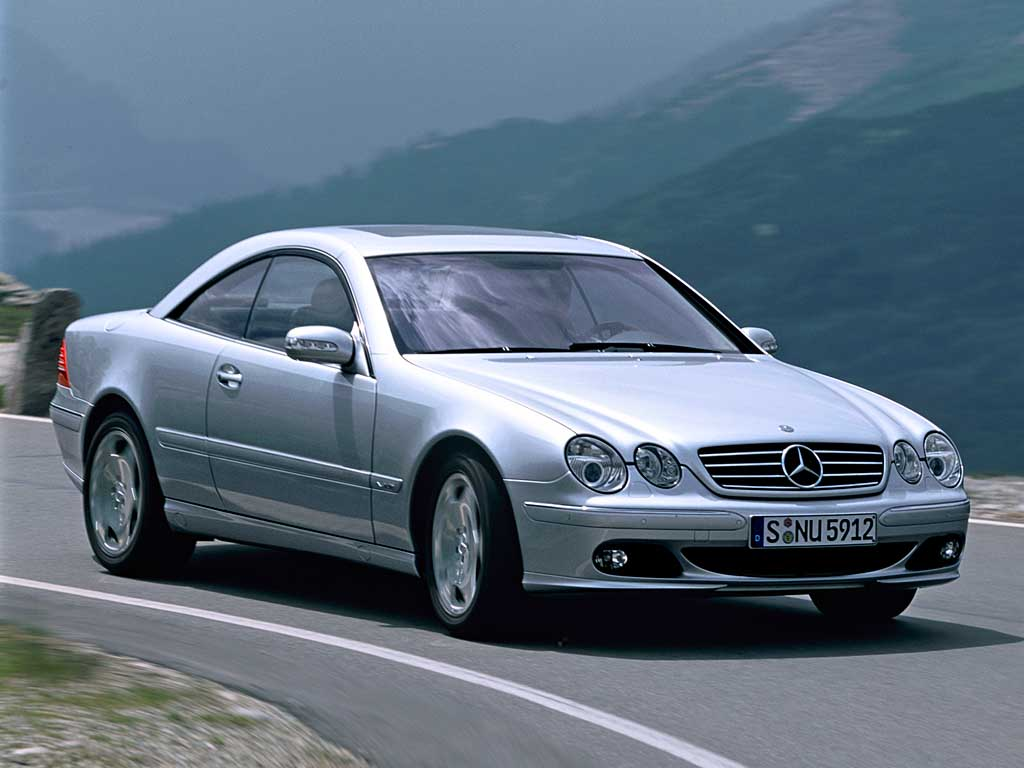 2003 mercedes benz cl 600 review for Mercedes benz 600s