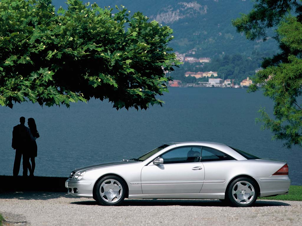 Image gallery 2003 cl600 spec for Mercedes benz cl600 price