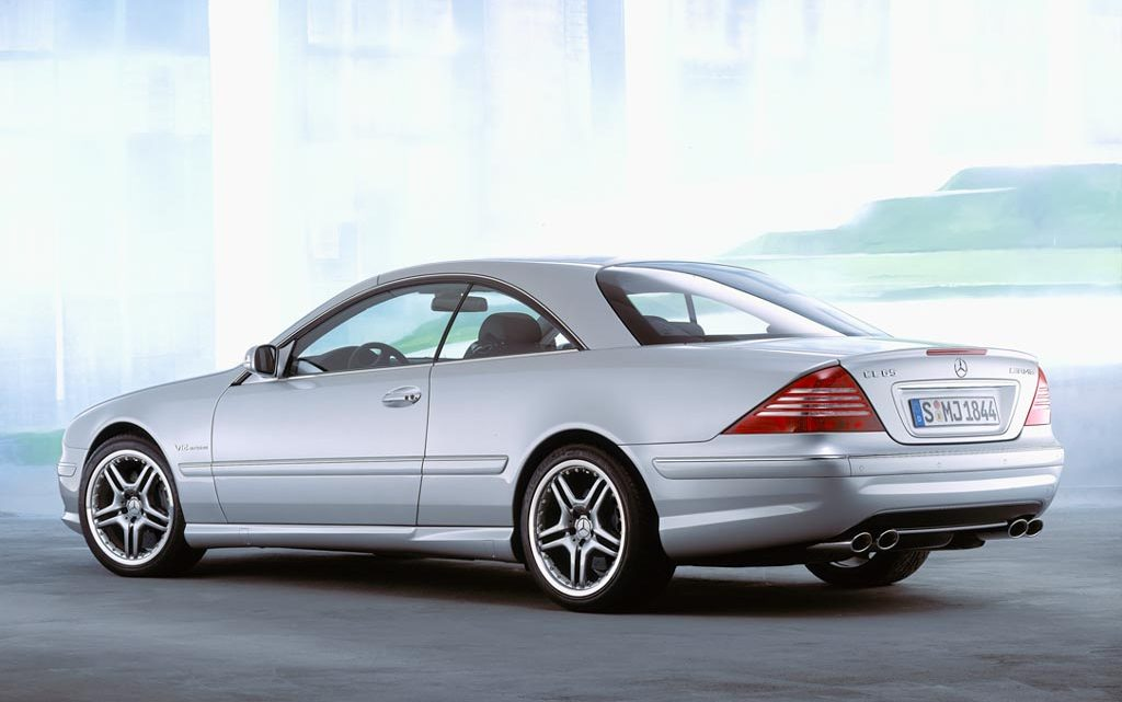2003 mercedes benz cl 65 amg. Black Bedroom Furniture Sets. Home Design Ideas