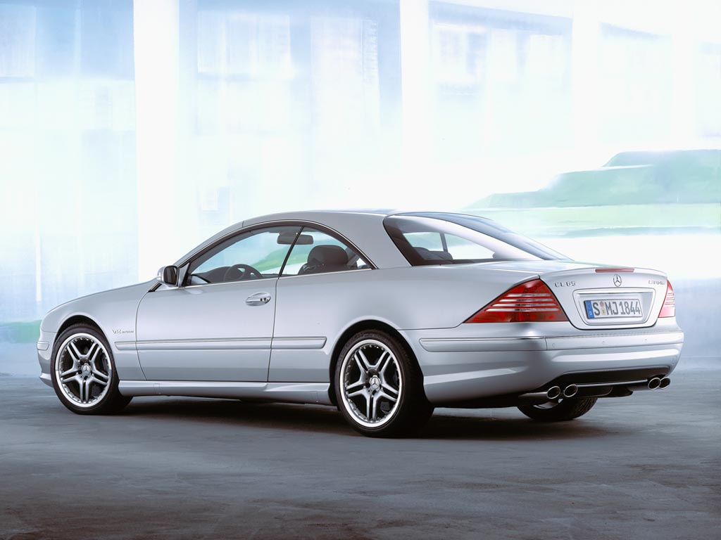 2003 mercedes benz cl 65 amg review for Mercedes benz creator