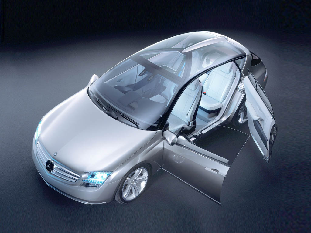 2003 Mercedes-Benz F 500 Mind Concept