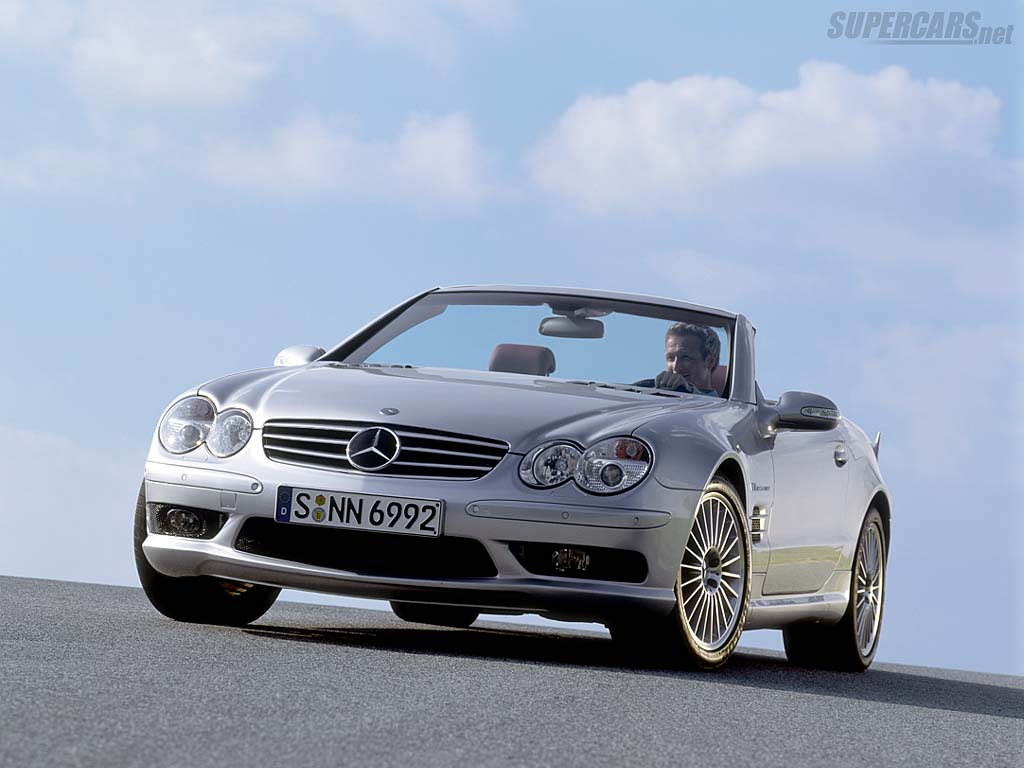 2003 mercedes benz sl 55 amg review. Black Bedroom Furniture Sets. Home Design Ideas