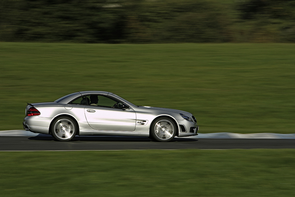 2003 2009 Mercedes Benz Sl 63 Amg Review Supercars Net