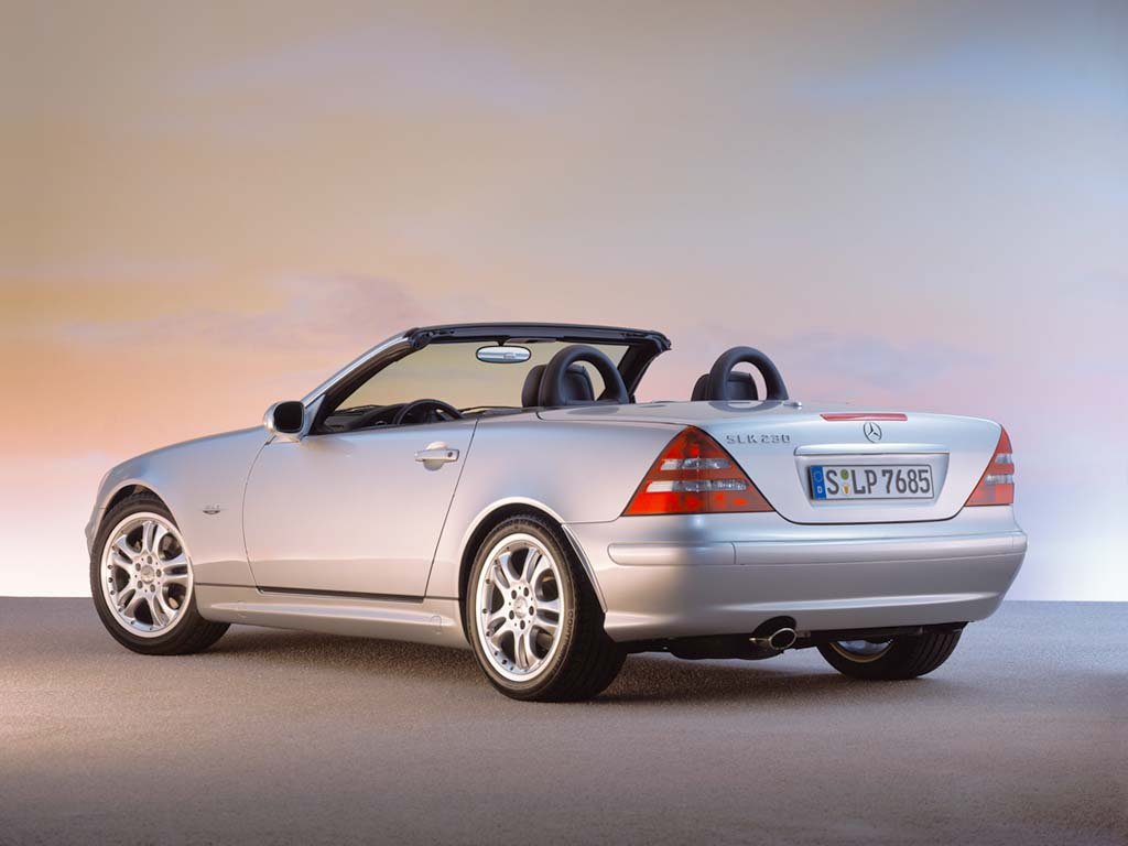 2003 mercedes benz slk 230 final edition review. Black Bedroom Furniture Sets. Home Design Ideas