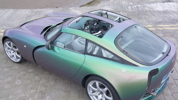 2003 TVR T350T