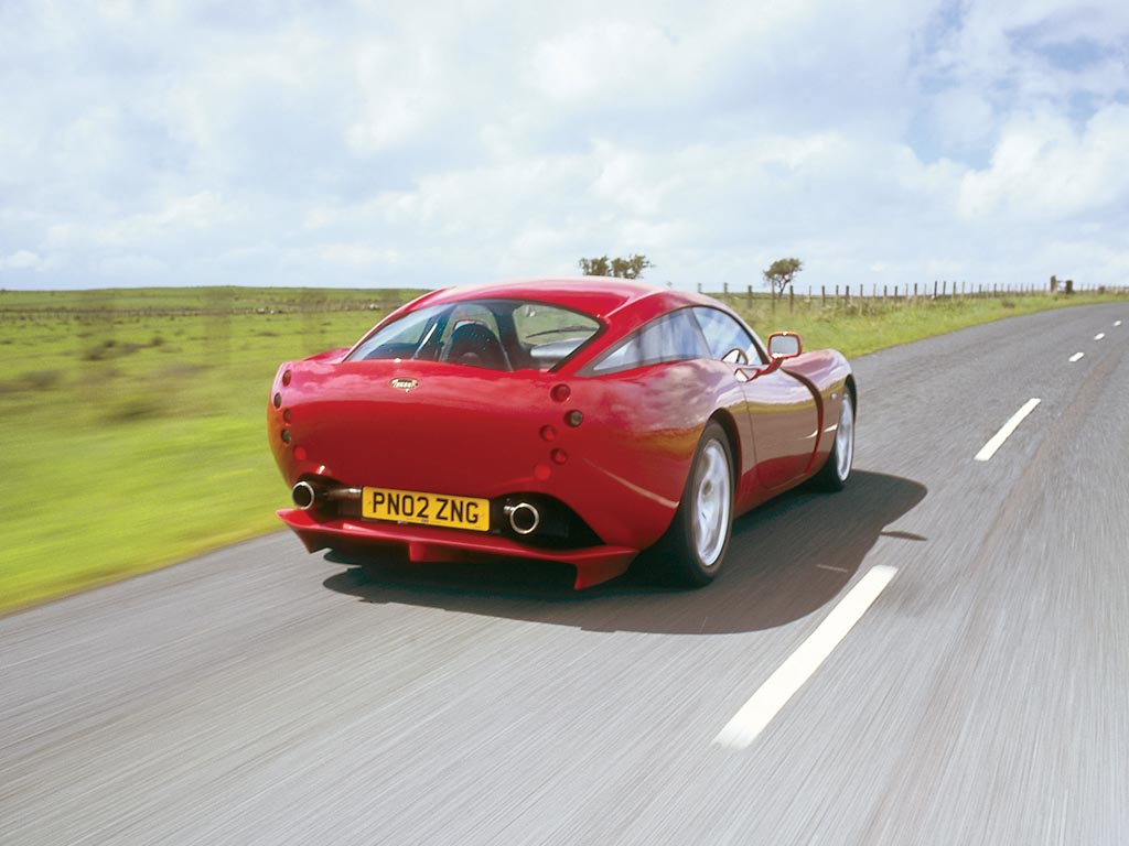 2003 TVR Tuscan T440R