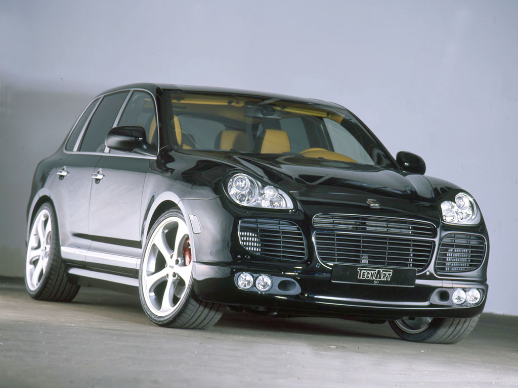 2003 techart cayenne turbo - Super sayenne ...