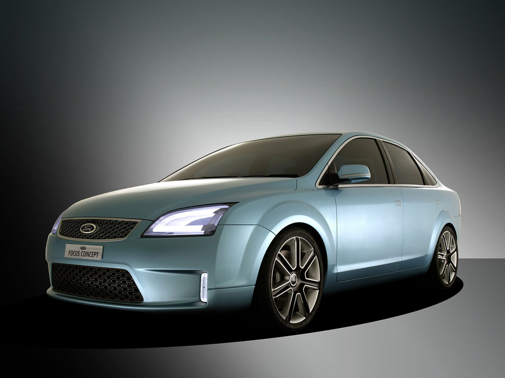 2004 ford focus concept ford supercars design components vanachro Gallery
