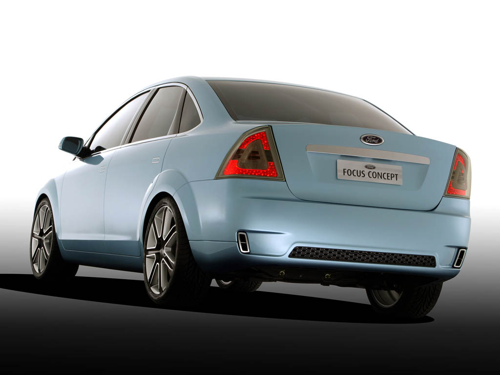 2004 ford focus concept ford supercars story by ford motor company edited by supercars vanachro Gallery
