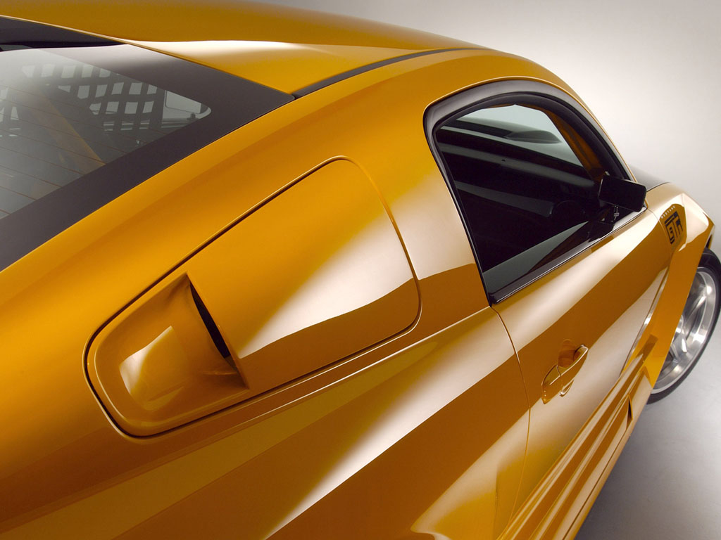 2004 ford mustang gt r concept ford supercars net