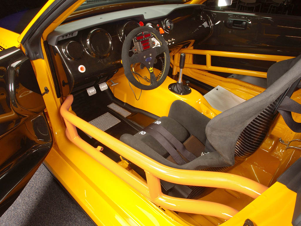 Aluminum Tubing Sizes >> 2004 Ford Mustang GT-R Concept | Ford | SuperCars.net