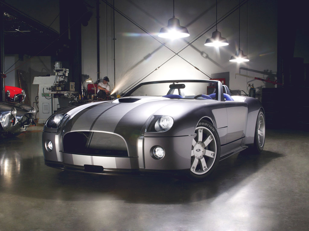 2004 Ford Shelby Cobra Concept Shelby Supercars Net