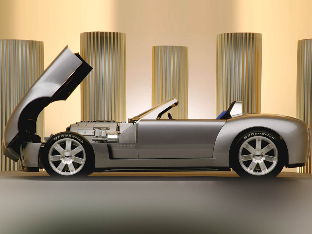 2f3d3357cfd5 2004 Ford Shelby Cobra Concept Gallery
