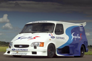 2004 Ford Supervan 3 Concept