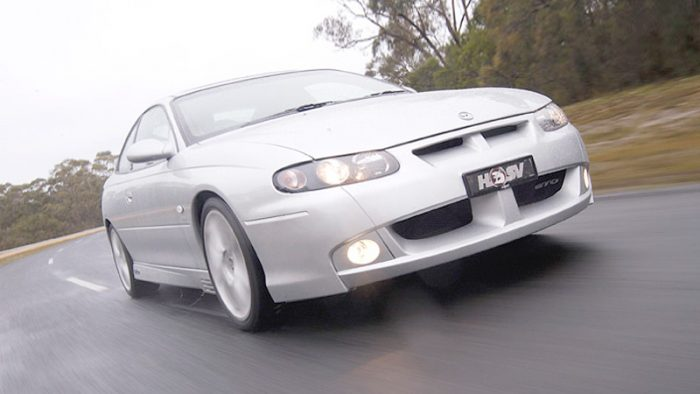 2004 HSV GTO Coupe LE
