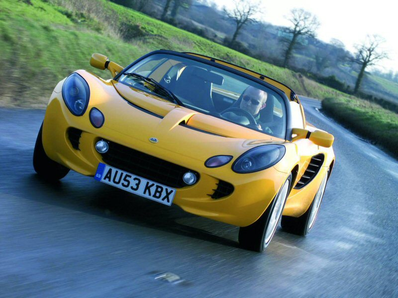 2004 Lotus Elise 111R | | SuperCars.net