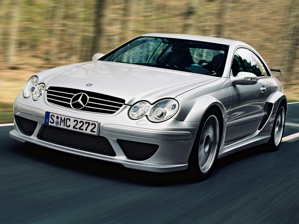 2004 Mercedes Benz Clk Dtm Amg Review Supercars Net