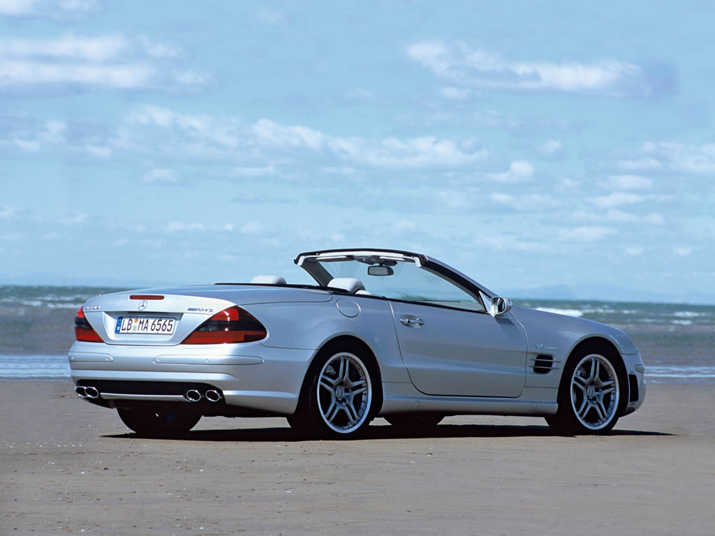 2004 2008 mercedes benz sl 65 amg review. Black Bedroom Furniture Sets. Home Design Ideas