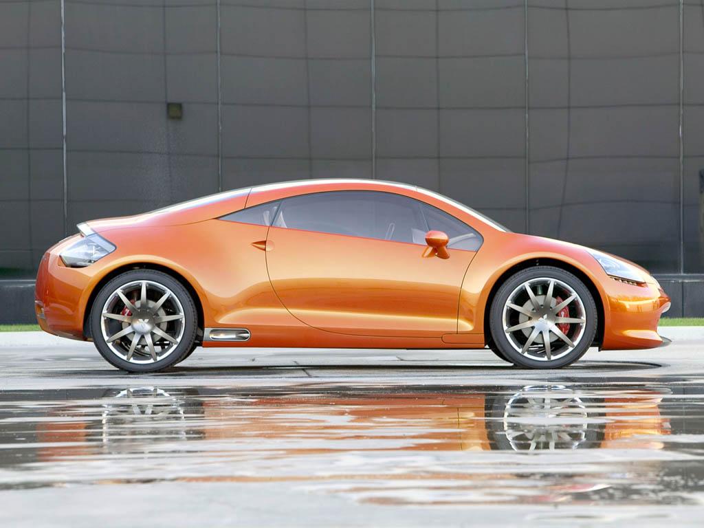 2004 Mitsubishi Eclipse Concept E Supercars Net