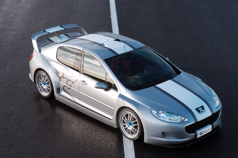 2004 Peugeot 407 Silhouette