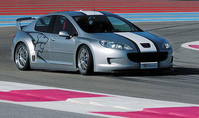 2004 Peugeot 407 Silhouette