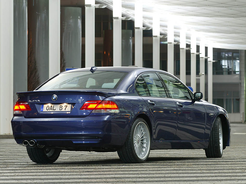 Alpina B Alpina SuperCarsnet - B7 bmw price