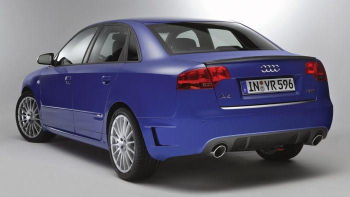 2005 Audi A4 DTM Edition