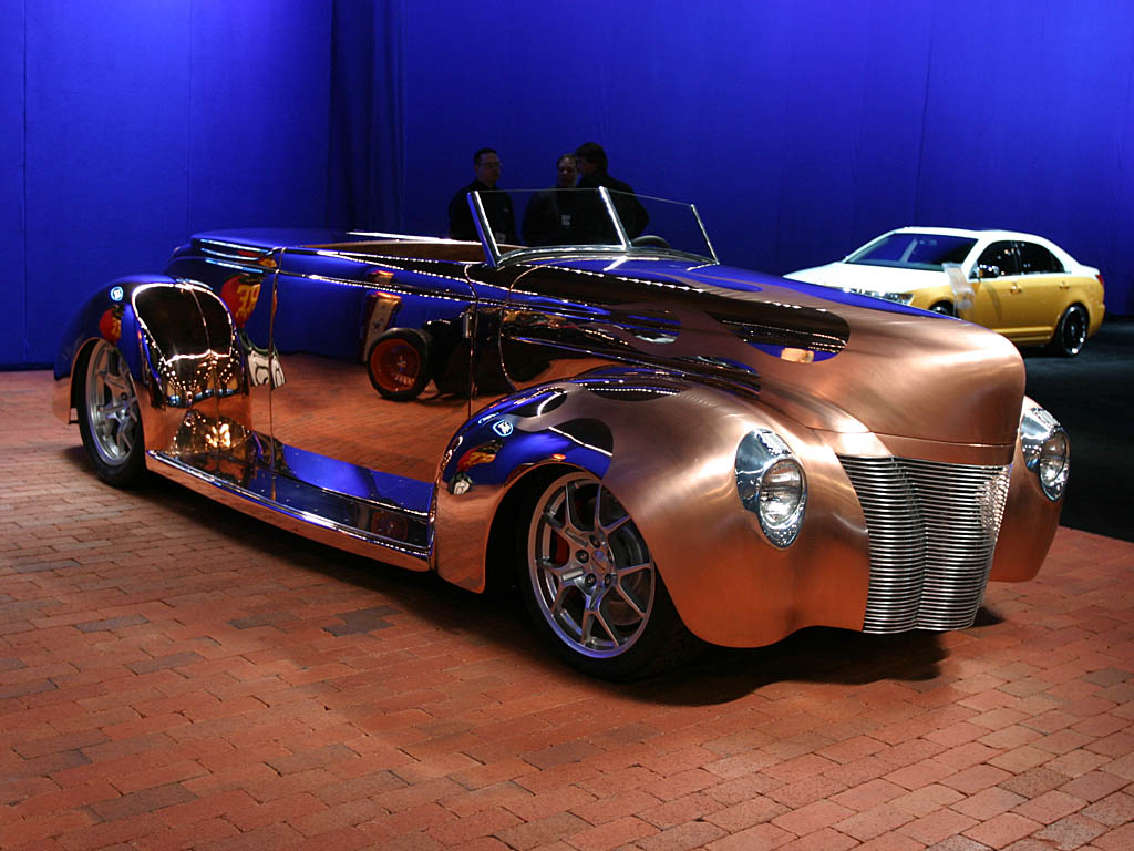 2005 Ford '40 GT