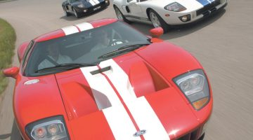 2003→2006 Ford GT