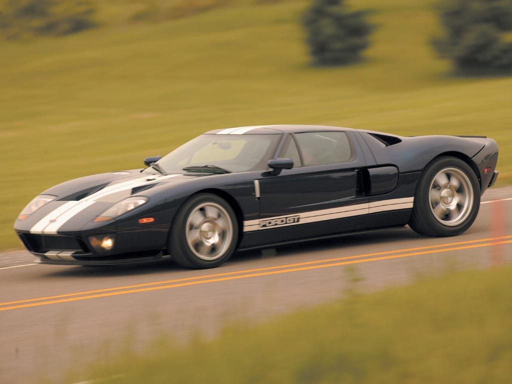 2003 2006 ford gt. Black Bedroom Furniture Sets. Home Design Ideas