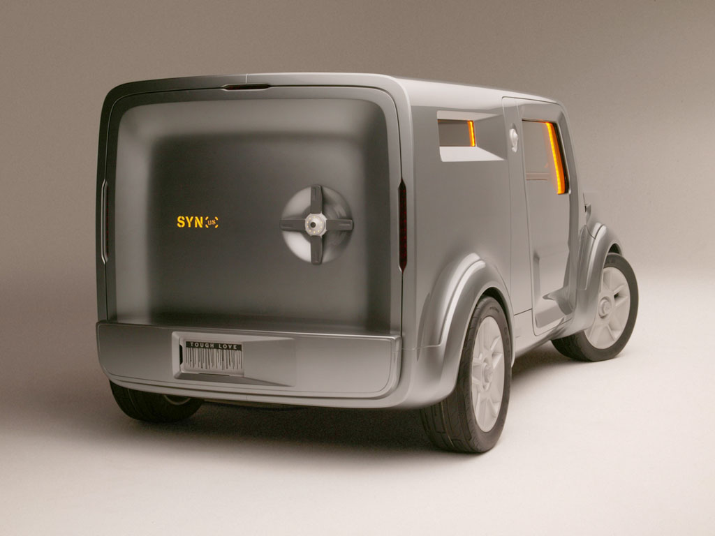 2005 Ford SYNus Concept