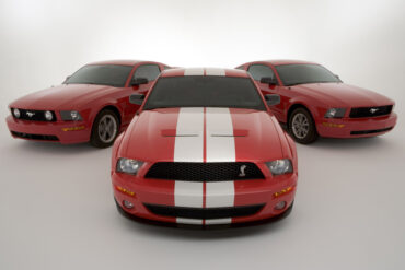 2005 Ford Shelby Cobra GT500