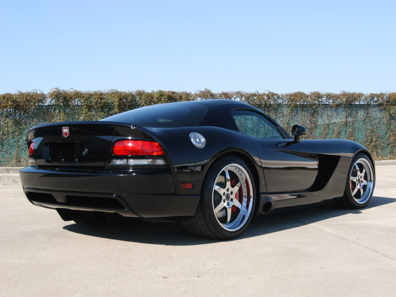 2005 Hennessey SRT10 Viper Venom 1000 Coupe  Review  SuperCarsnet
