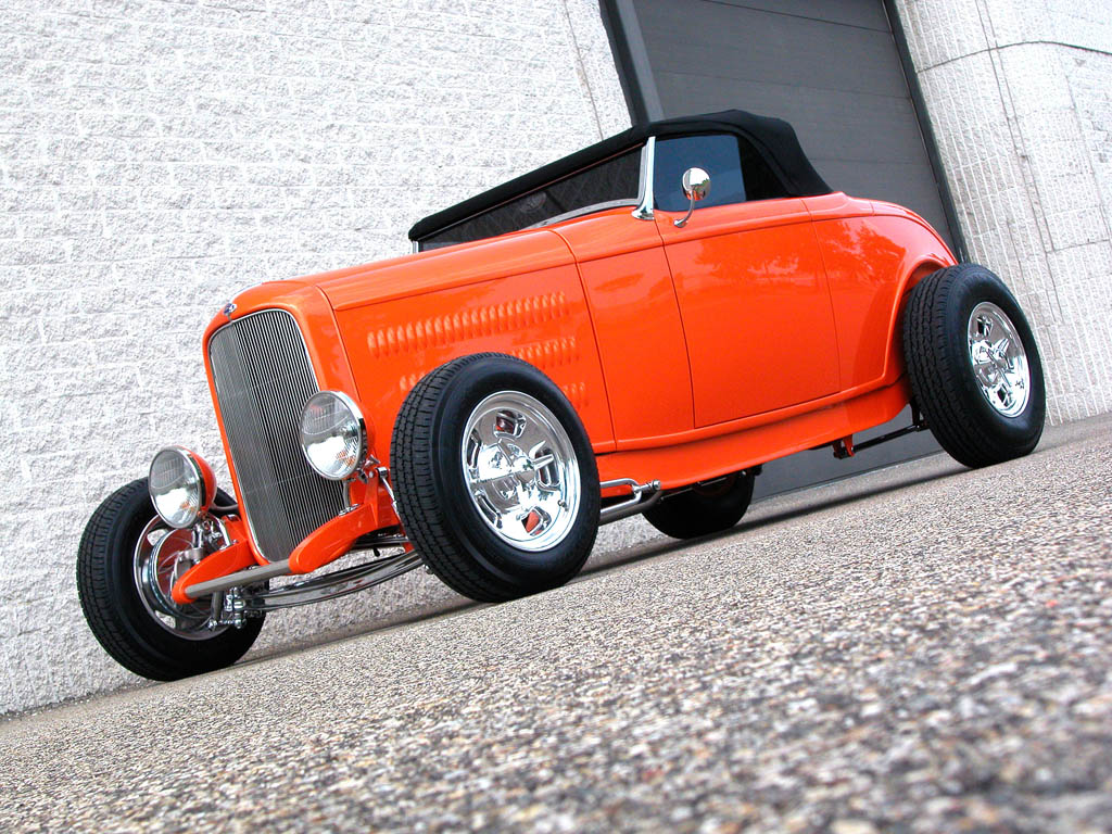 2005 hot rods & horsepower dearborn deuce convertible | hot rod