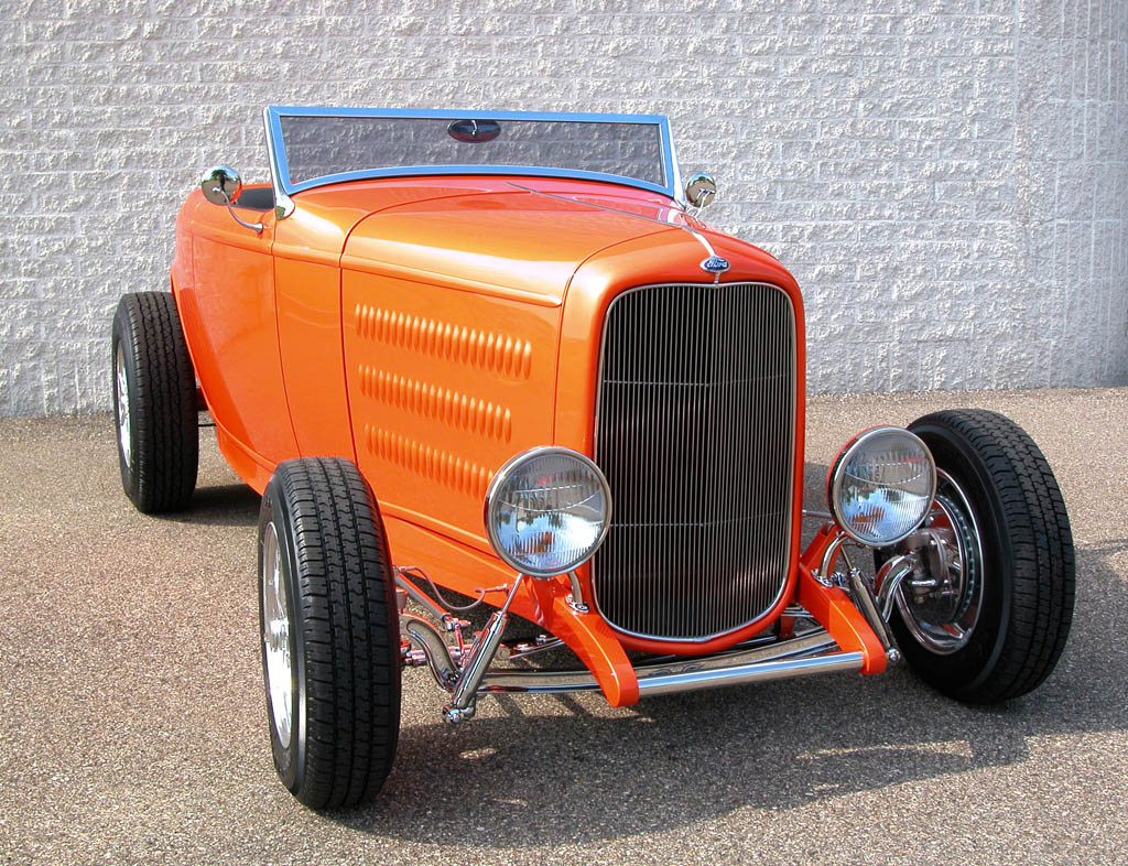 2005 Hot Rods Amp Horsepower Dearborn Deuce Convertible