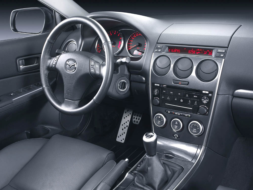 2005 Mazda 6 MPS  Review  SuperCarsnet
