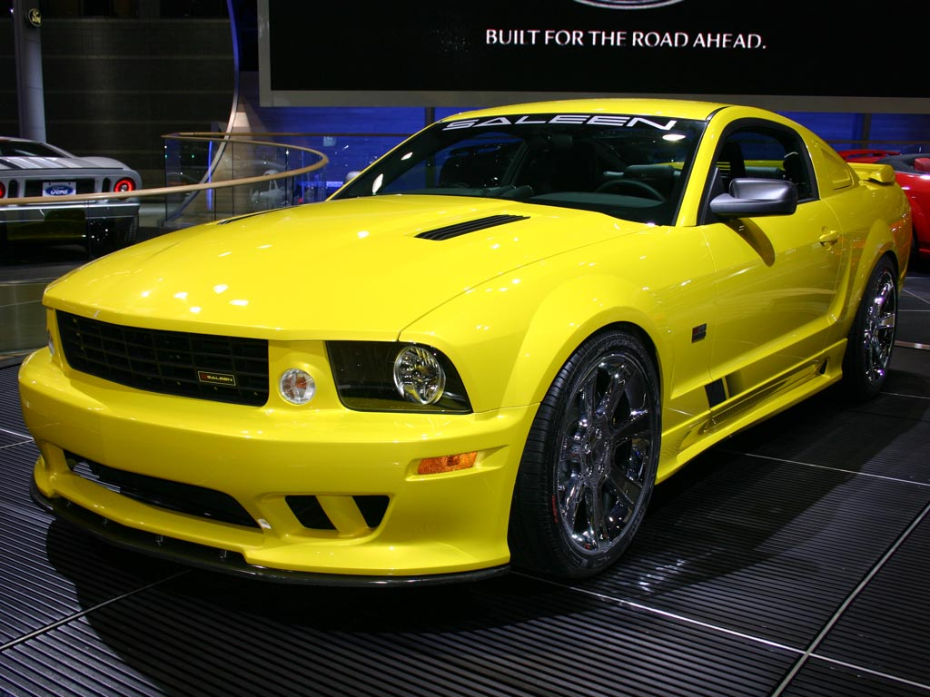 2005 Saleen Mustang S281 Extreme Supercars Net