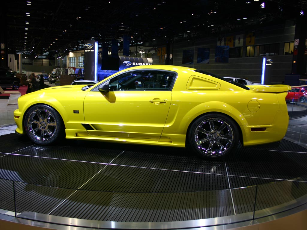 2005 Saleen Mustang S281 Extreme