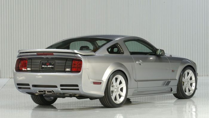 Saleen Mustang Cars For Sale