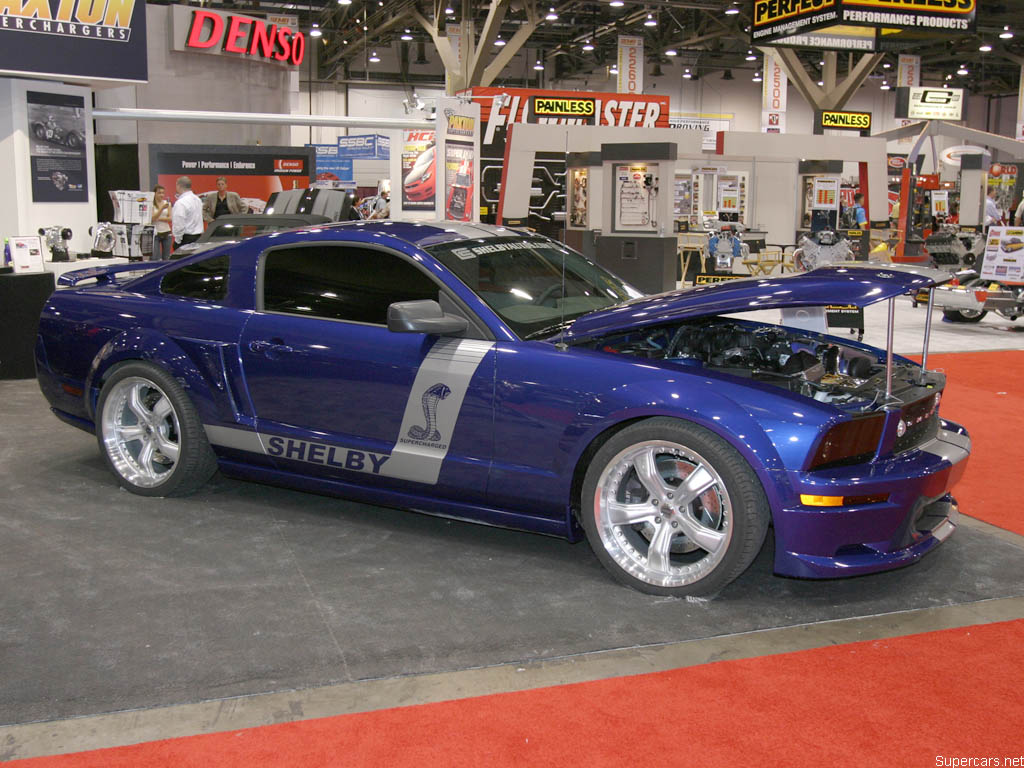 2005 Shelby Mustang CS6